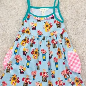 Matilda Jane Pocketful Of Flowers Dress (Size 2)